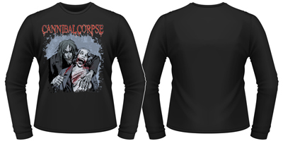 Cannibal Corpse Cauldron Of Hate Longsleeve