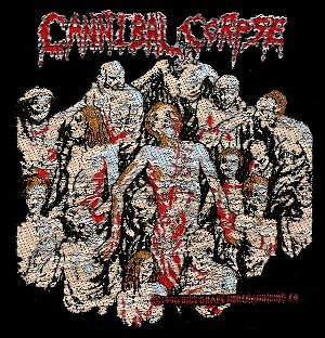 Cannibal Corpse Undead Patch