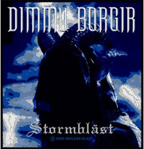 official dimmu borgir stormblast patch buy online on offer