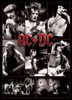 AC/DC Live Poster
