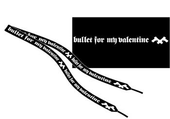Bullet For My Valentine   Logo   Laces