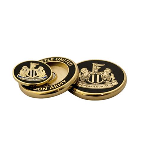 Newcastle United F.C. Ball Marker Duo
