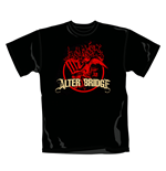 Alter Bridge T Shirt Iii. Emi Music officially licensed t-shirt.