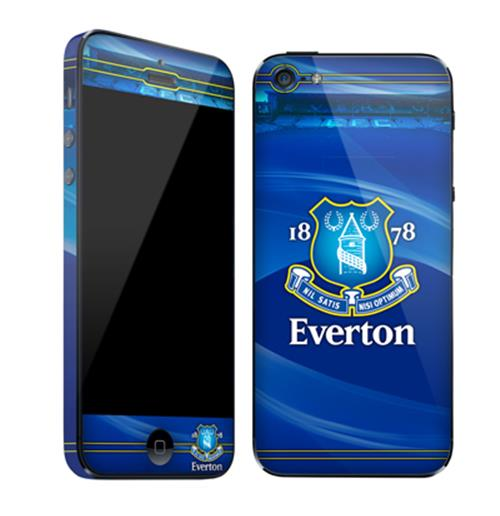 Everton F.C. iphone 5 Skin