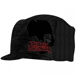 The Black Dahalia Murder Skull Beanie Hat
