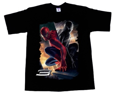 Spiderman 3   Reflex   Tshirt