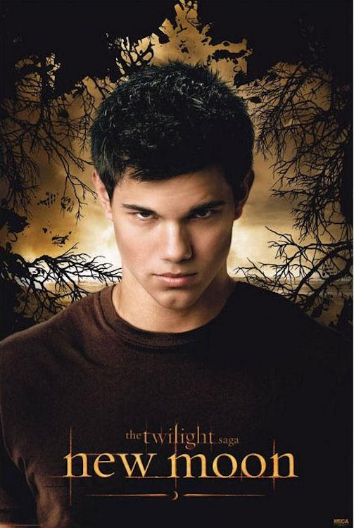 Twilight Newmoon Jacob Poster