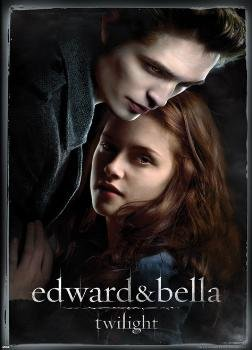 Twilight EDWARD&BELLA Poster