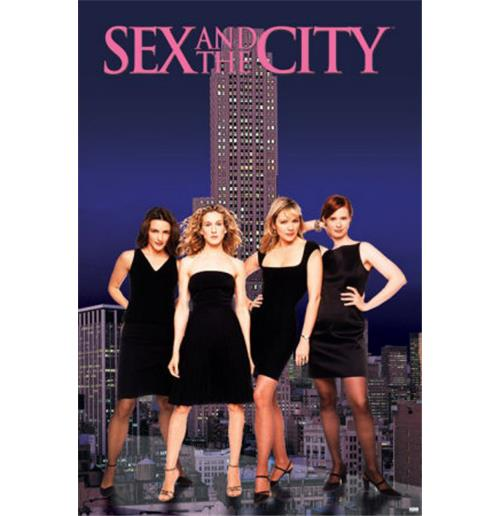 Sex And The City   The Movie   Poster