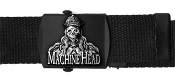 Machine Head Kings Web Belt