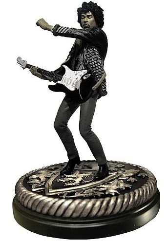Jimi Hendrix   Guitar Heroe   Limited Edition Statue