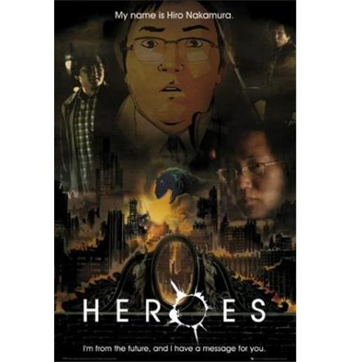 Heroes   Message   Poster