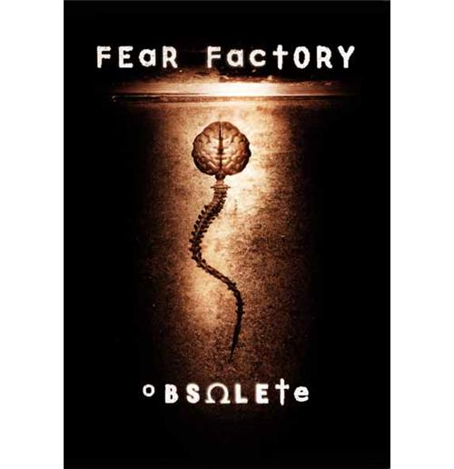 Fear Factory Obsolete Flag