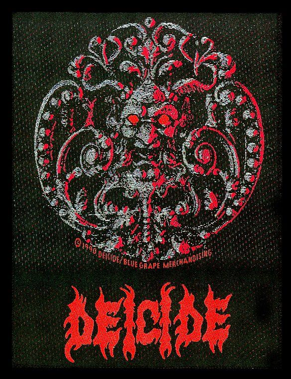Deicide Brooch Patch
