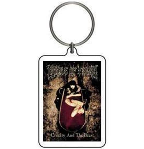 Cradle Of Filth Cruelty Acilic Keychains