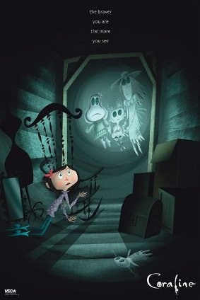 Coraline   Ghosts   Poster