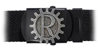 Rage Against Machine Logo Web Belt