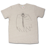BATMAN Outline Shirt Chestnut