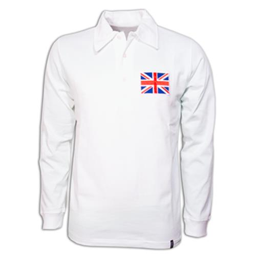 Great Britain 1908 Long Sleeve Retro Shirt