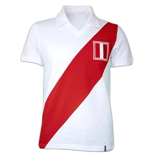 Peru 1970's Short Sleeve Retro Shirt