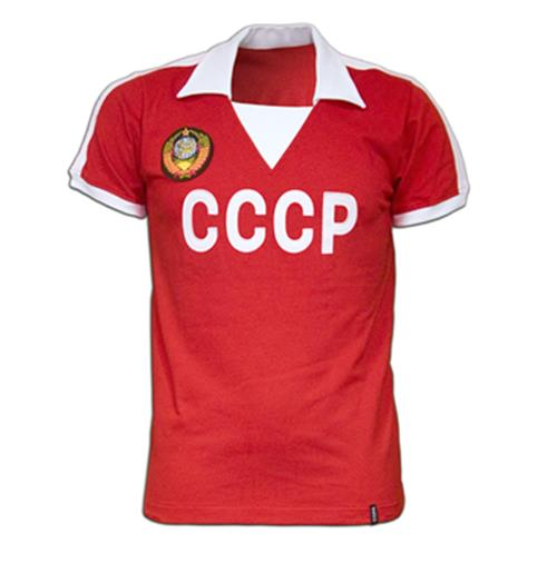 CCCP 1980's Short Sleeve Retro Shirt