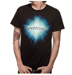Evanescence T Shirt Light. Emi Music officially licensed t-shirt.