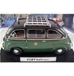 Taxi - Fiat 600 Multipla Model with roof rack