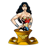 DC Comics Paperweight Wonder Woman 15 cm