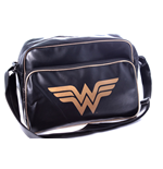 Wonder Woman Shoulder Bag Logo