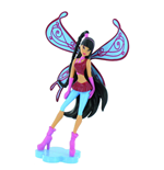 Winx Club Mini Figure Musa 12 cm