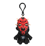 Star Wars Plush Keychain with Sound Darth Maul 10 cm