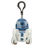 Star Wars Plush Keychain with Sound R2-D2 10 cm