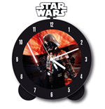 Star Wars Alarm Clock with Sound Glow In The Dark Darth Vader