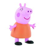 Peppa Pig Mini Figure Mummy Pig 6,5 cm