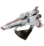 Battlestar Galactica Model Kit 1/32 Colonial Viper Mk. II 27 cm