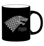 Game of Thrones Mug Stark black