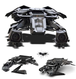 Batman The Dark Knight Rises Diecast Model 1/50 The Bat Plane