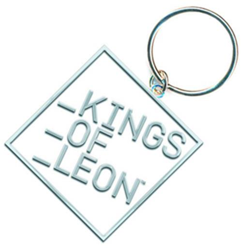 Official Kings Of Leon Enamel Keychain Logo: Buy Online on ...