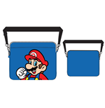 Nintendo Laptop Cover Mario blue