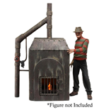 Nightmare on Elm Street Diorama Freddy´s Furnace 23 cm