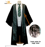 Harry Potter Slytherin Wizard Robe