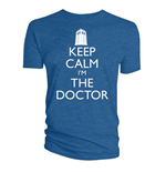 Doctor Who T-Shirt Keep Calm I'm The Doctor