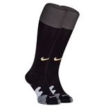 2013-14 Man City Away Nike Football Socks (Black)