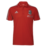 2011-12 Liverpool Adidas Polo Shirt (Red) - Kids