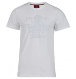 2012-13 England Lifestyle Rugby Tee (White)