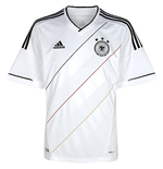 2012-13 Germany Adidas Home Football Shirt