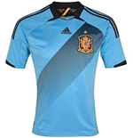 2012-13 Spain Adidas Away Football Shirt (Kids)