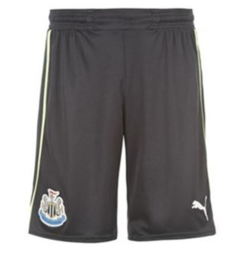 2012-13 Newcastle 3rd Puma Football Shorts