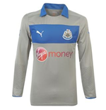 2012-13 Newcastle Home Goalkeeper Shirt (Grey) - Kids
