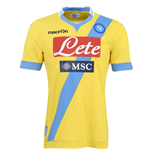 2013-14 Napoli Authentic 3rd Match Shirt
